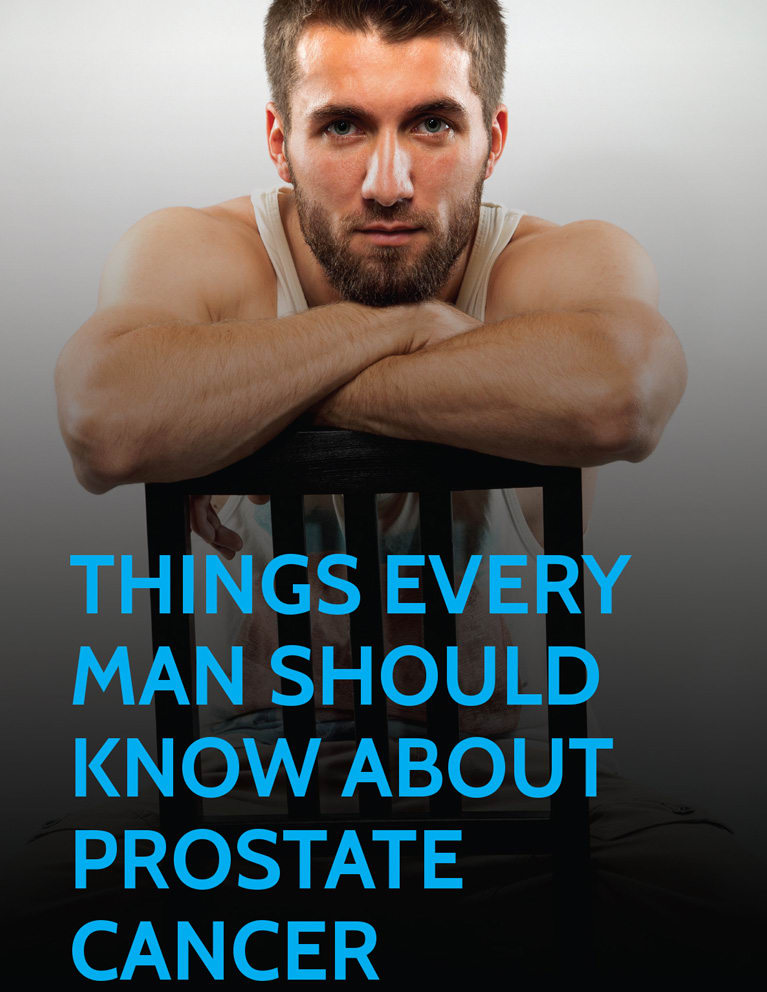 Things Every Man Should Know About Prostate Cancer