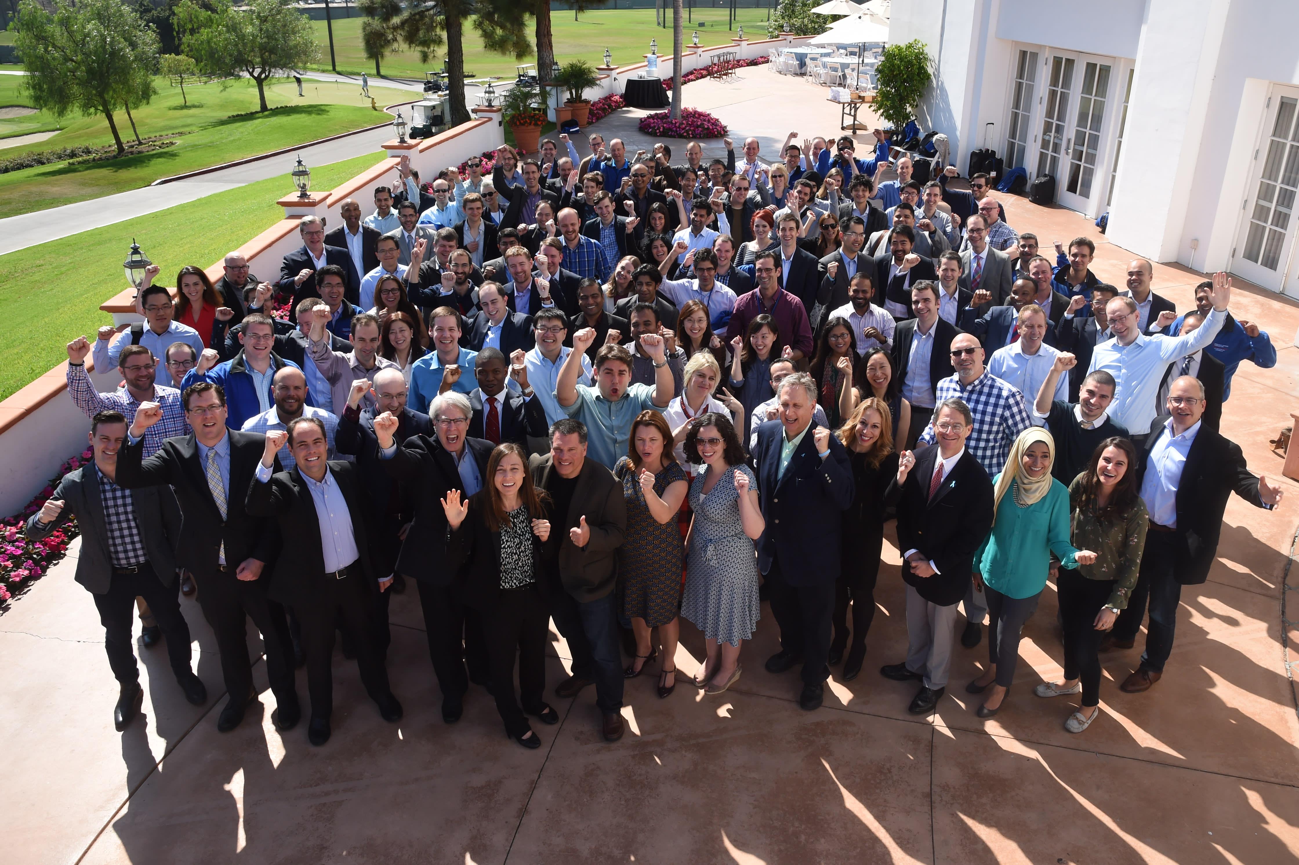 PCF Young Investigators at the 23rd Annual Scientific Retreat