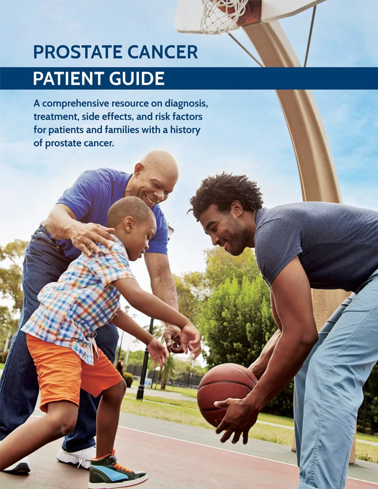 Get Your Free Prostate Cancer Guide – By Download or Mail