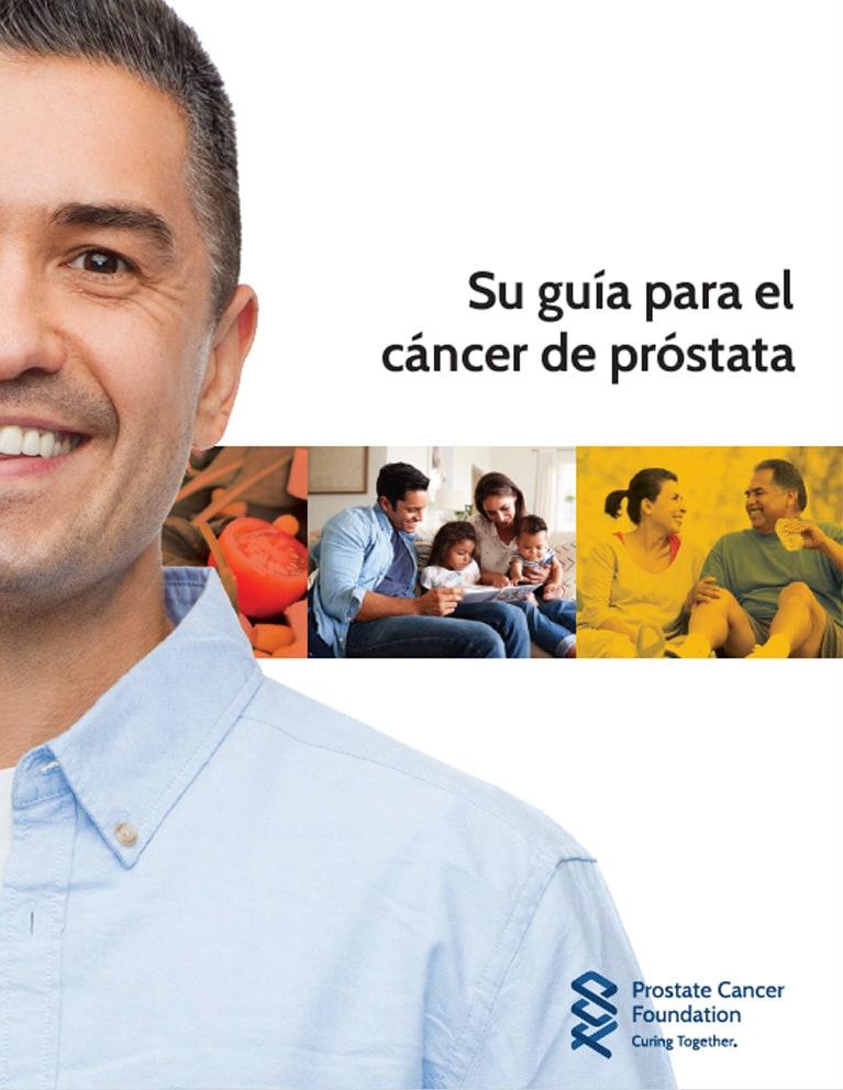 Guía para pacientes con cáncer de próstata