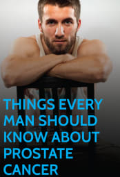 every man prostate cancer guide