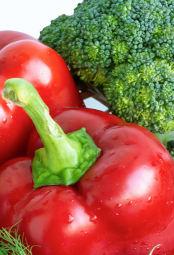 Broccoli Red Pepper