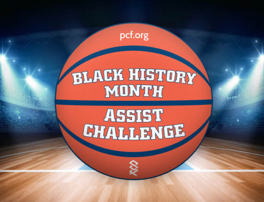 Black History Month Assist Challenge