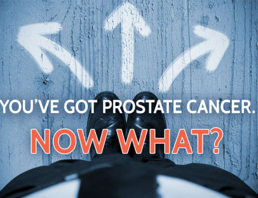 Newly Diagnosed Prostate Cancer