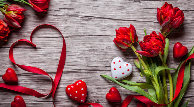 Five Ways to Make Valentine's Day Special for Cancer Patients
