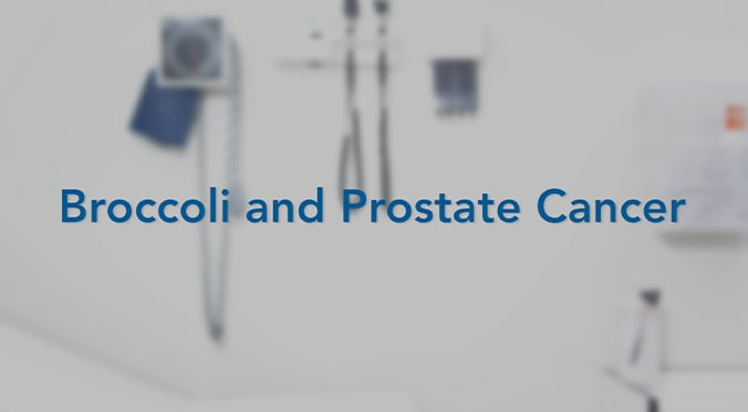 Broccoli and prostate cancer featured image