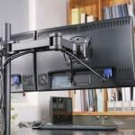 Кронштейн для телевизора и монитора. Установка на стену
