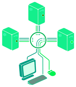 KVM переключатели: назначение и виды