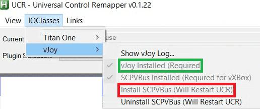 Клавиатура как геймпад - как настроить vJoy и Universal Control Remapper