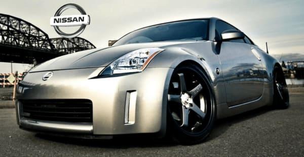 nissan_350z_stance_car