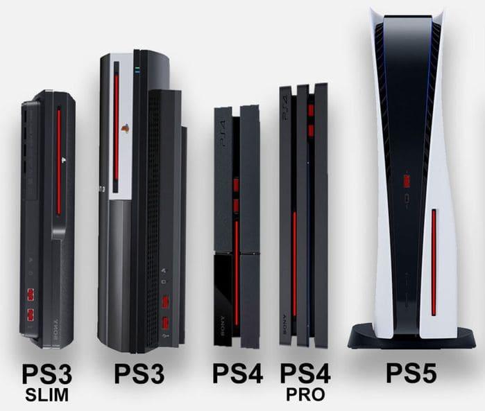 Система охлаждения игровой консоли PS 5