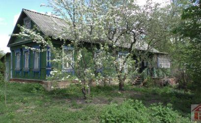 Земельный участок с домом Серебряные Пруды