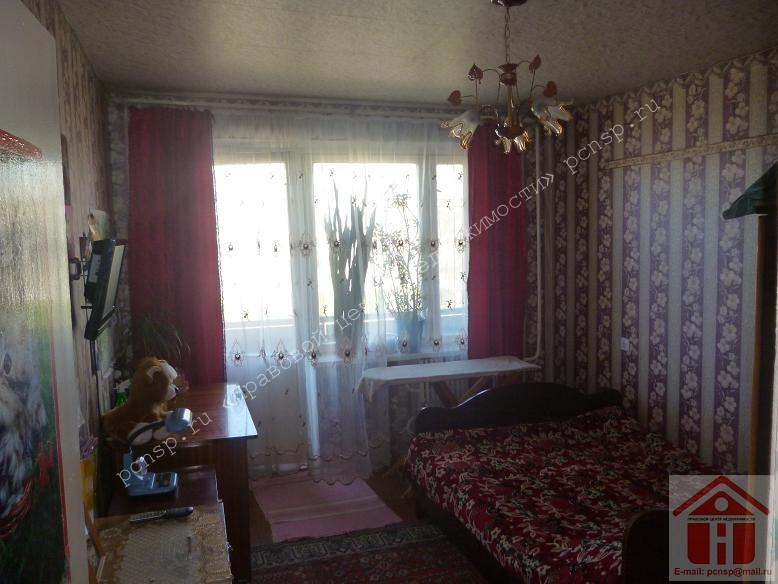1-комнатная квартира серебряные пруды