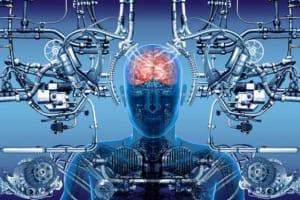 maquinas agregando conocimiento al cerebro