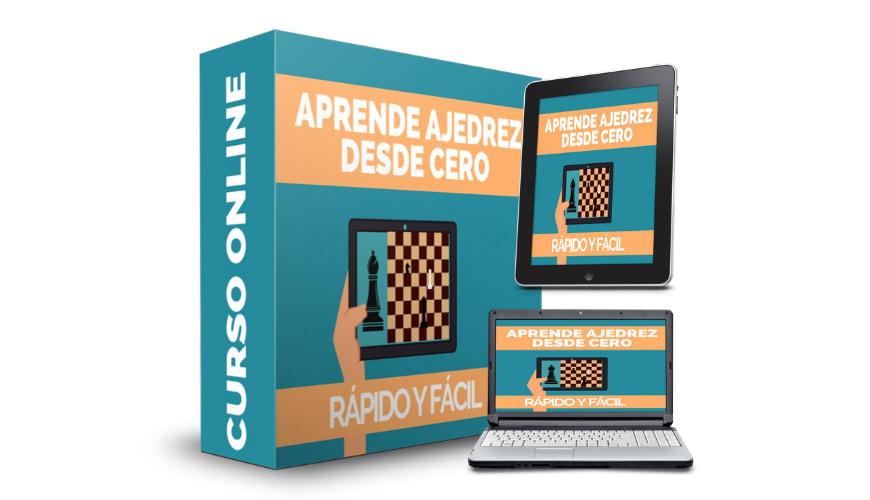 Aprende a jugar Ajedrez  (desde 0)
