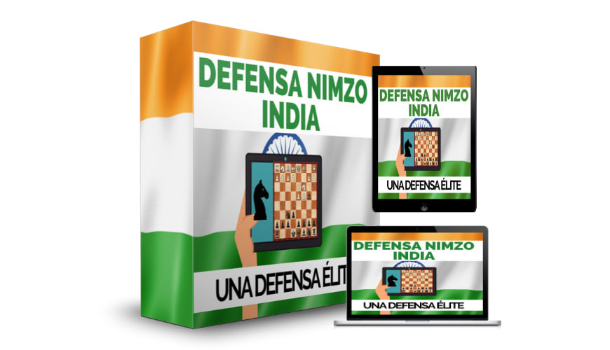 Curso Defensa Nimzo-India