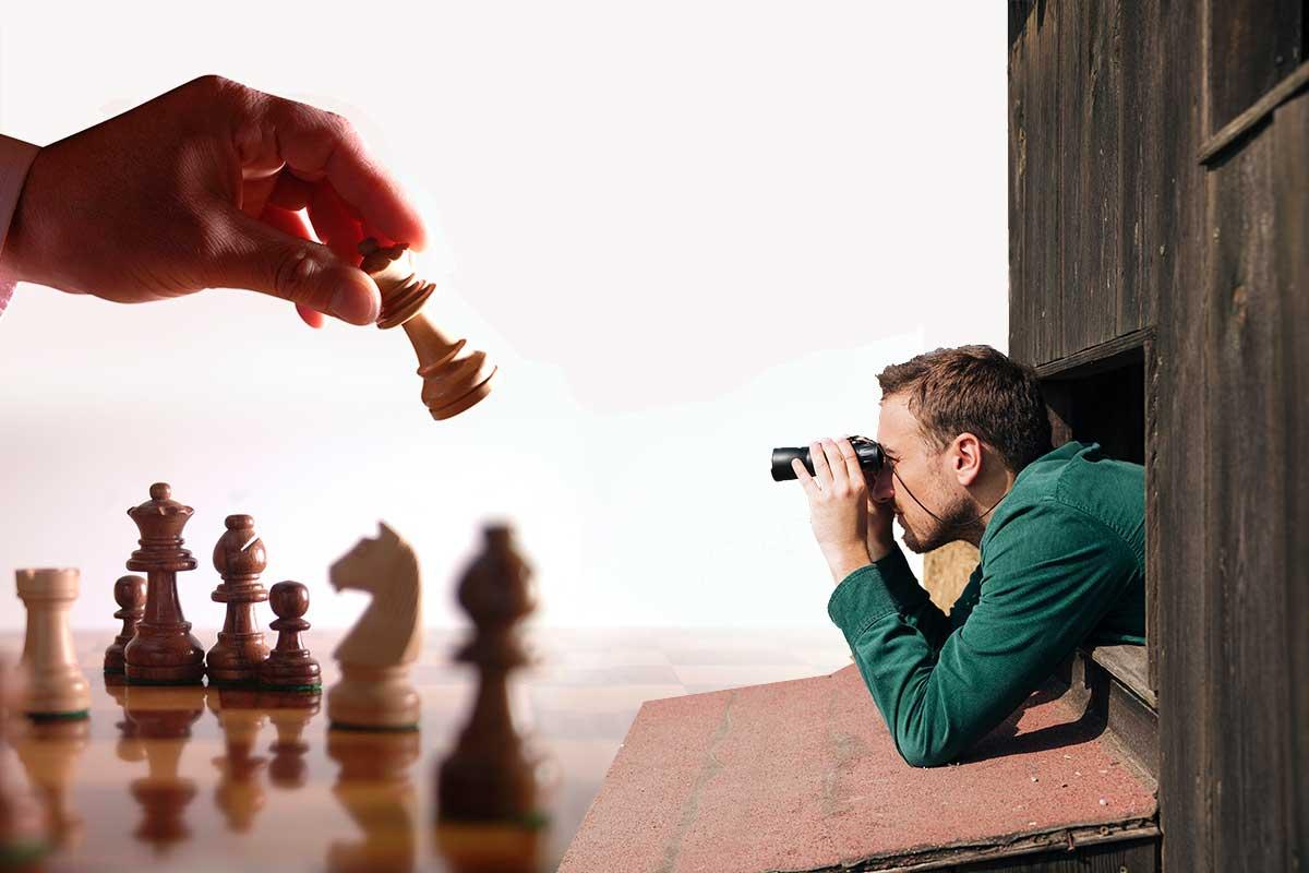 Sobre la VISIÓN en los diferentes niveles de AJEDREZ