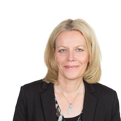 Porträtt av Madeleine Mårtensson