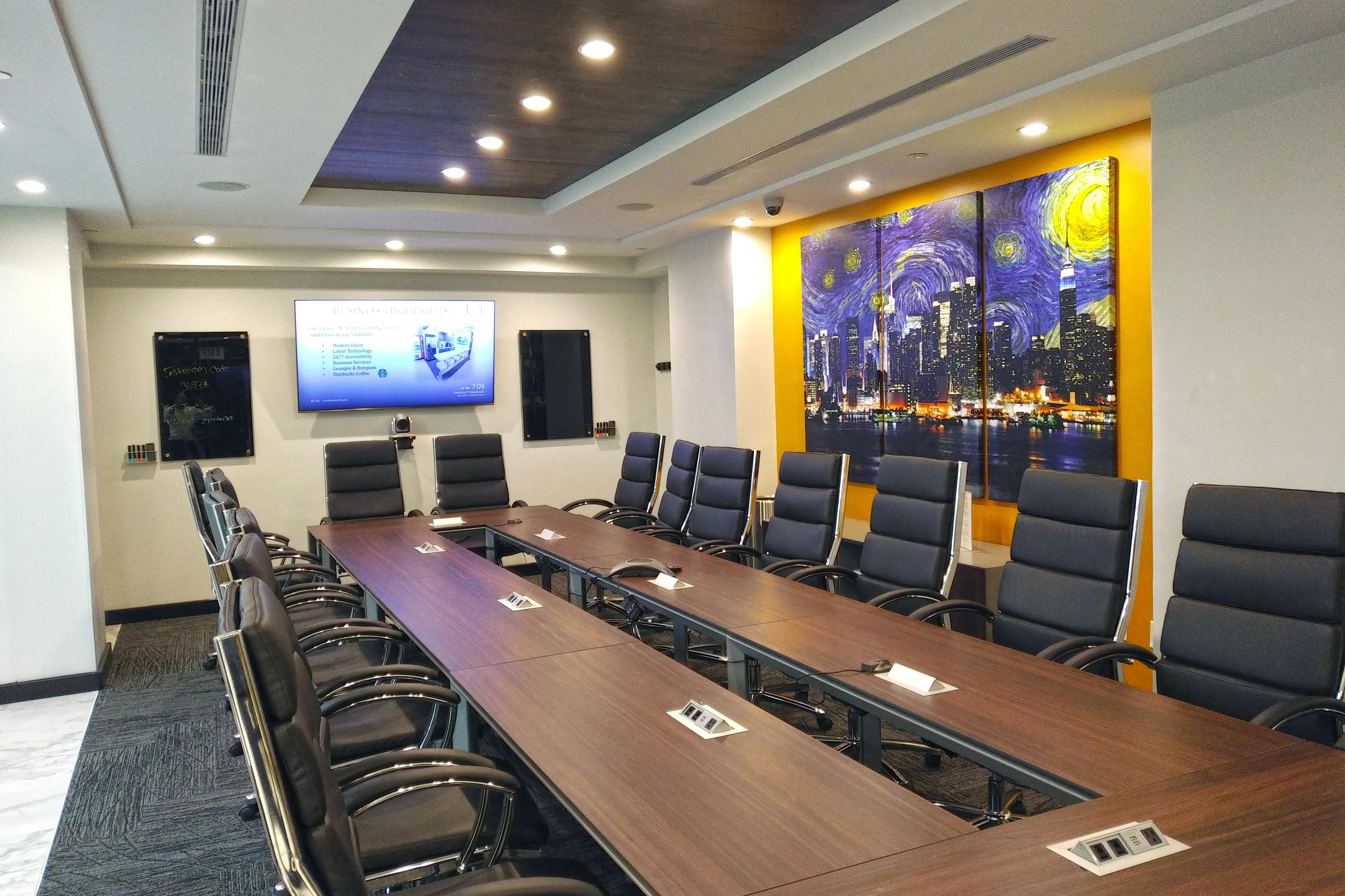 large meeting room with videoconferencing on 3rd floor near grand rh peerspace com