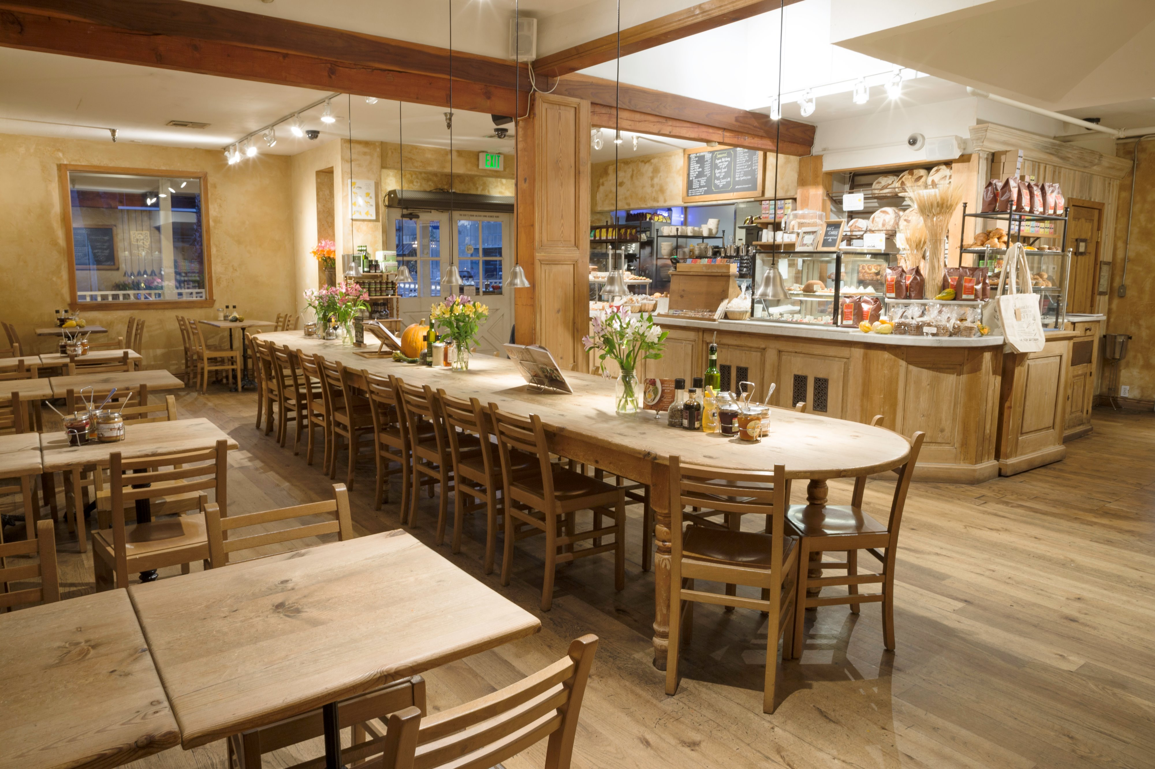 Rustic WEHO Restaurant with Wraparound Porch and Backyard Space