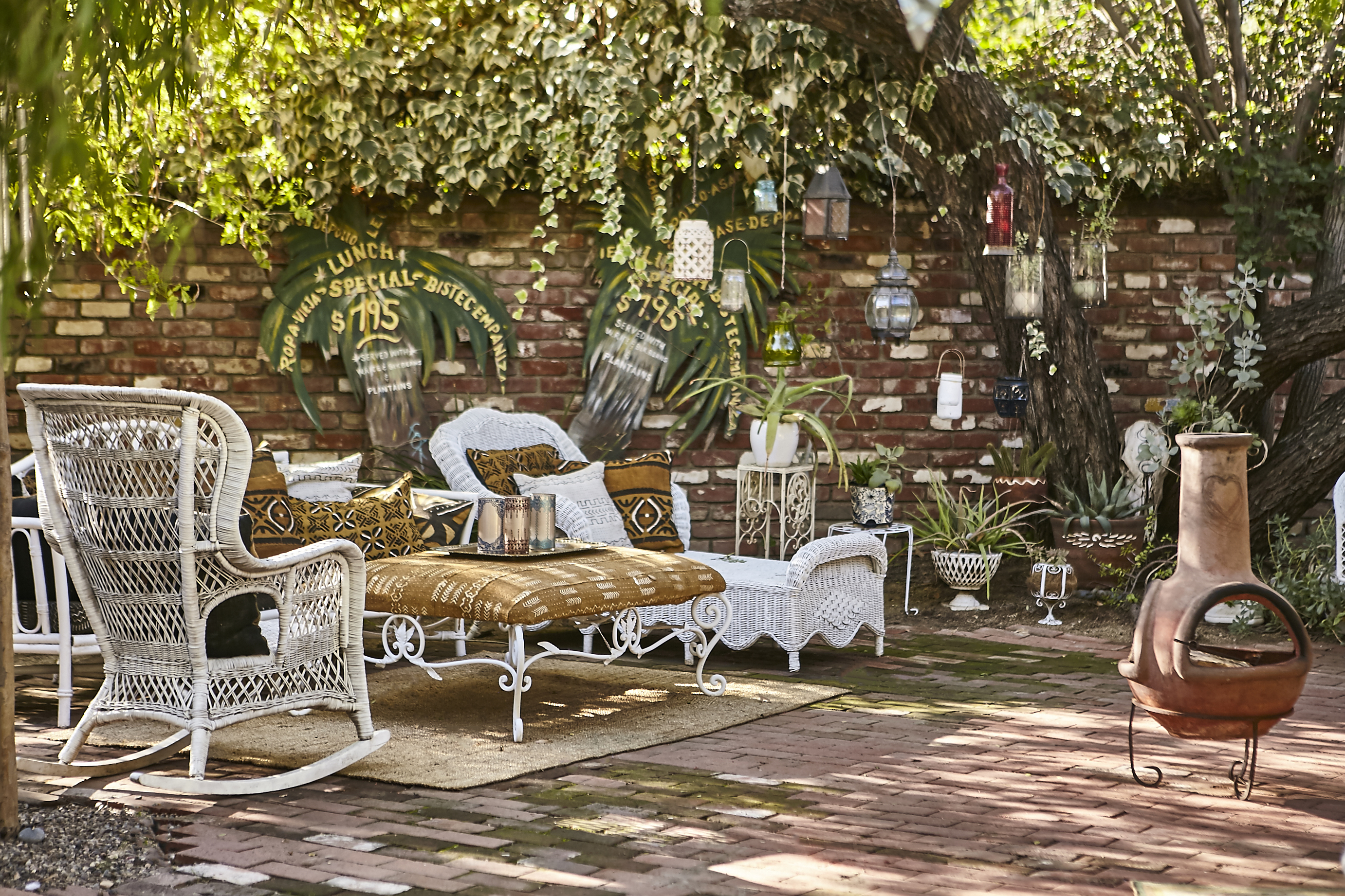 Bohemian Ranch Style Home With Yoga Studio Eclectic Outdoor Space And Moroccan Lounge Valley Village Ca Production Peerspace