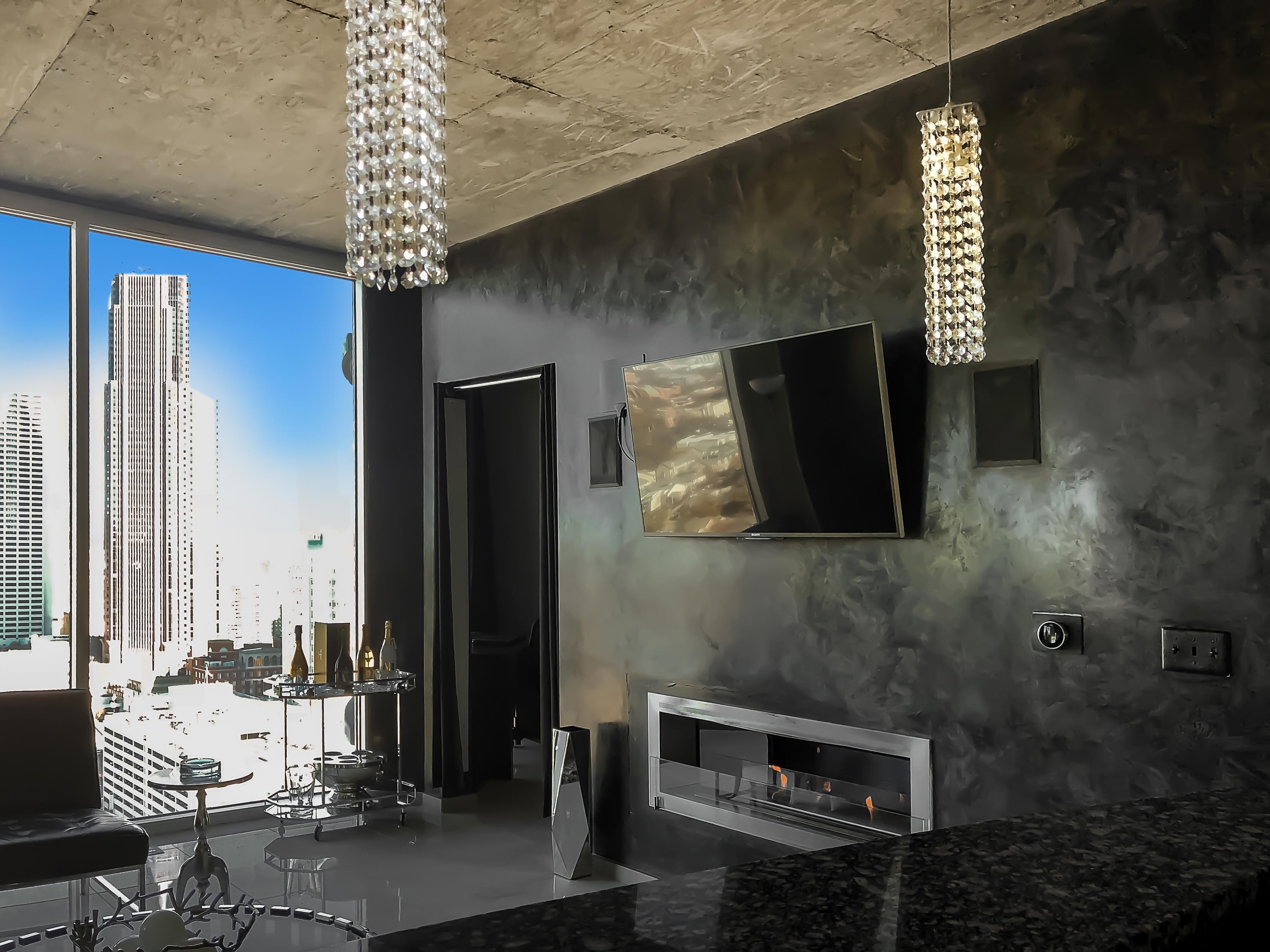 Luxury Condo With SkyLine Views For Productions Use, Atlanta, GA |  Production | Peerspace