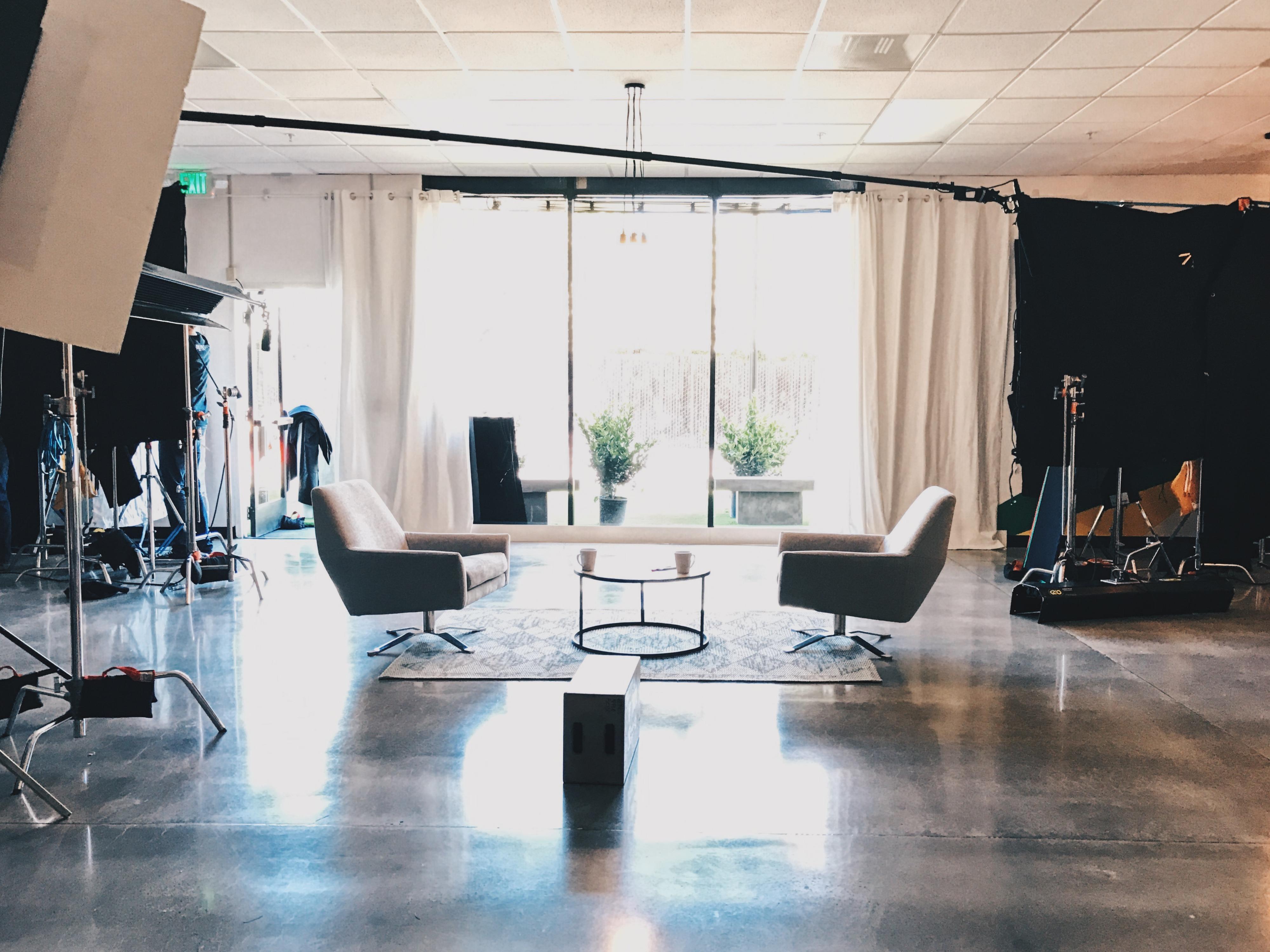 Modern Entrepreneurial Sunnyvale Spaces: The Living Room, Sunnyvale ...