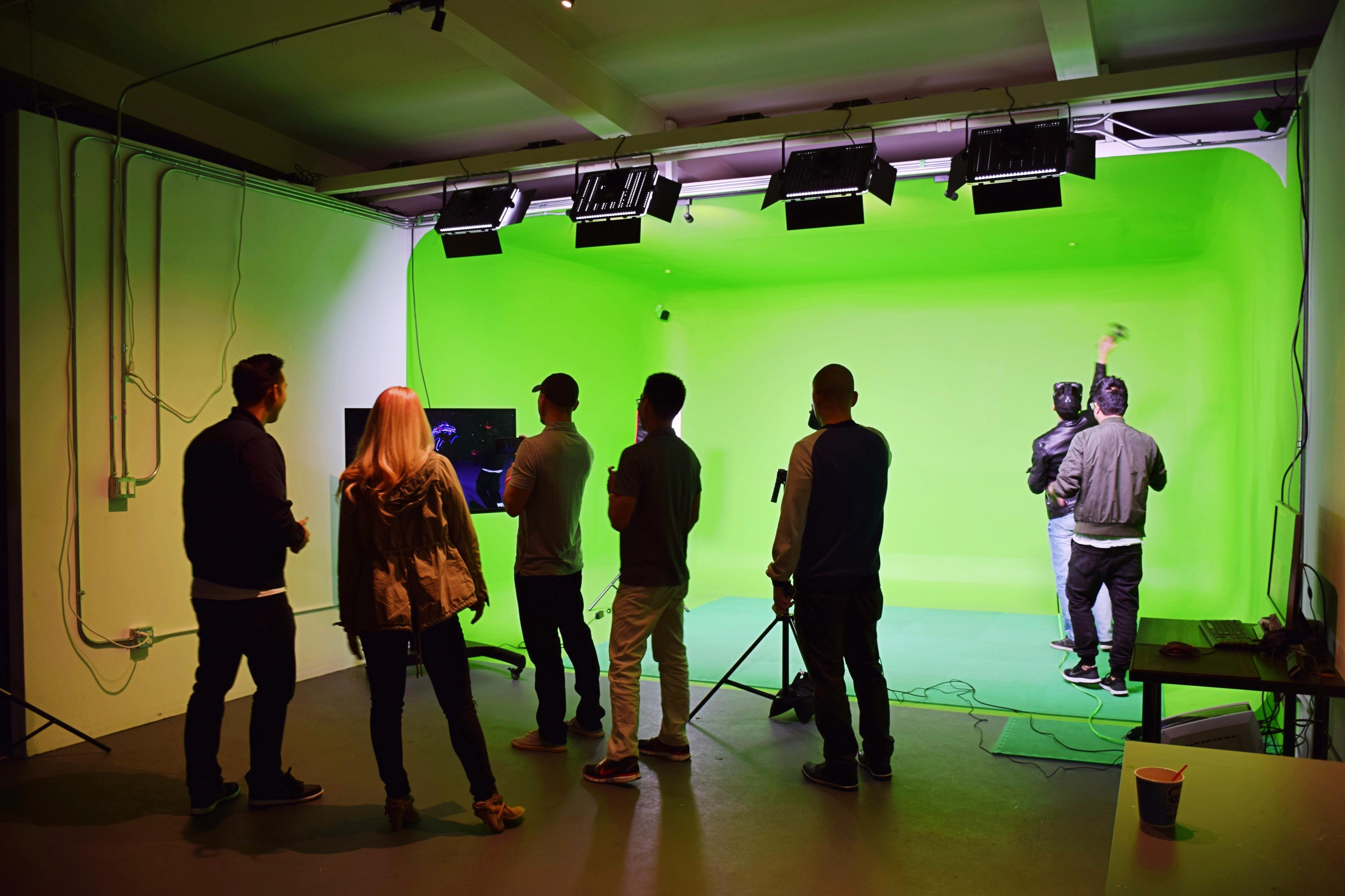 Media Lab & Production Studio in Silicon Beach