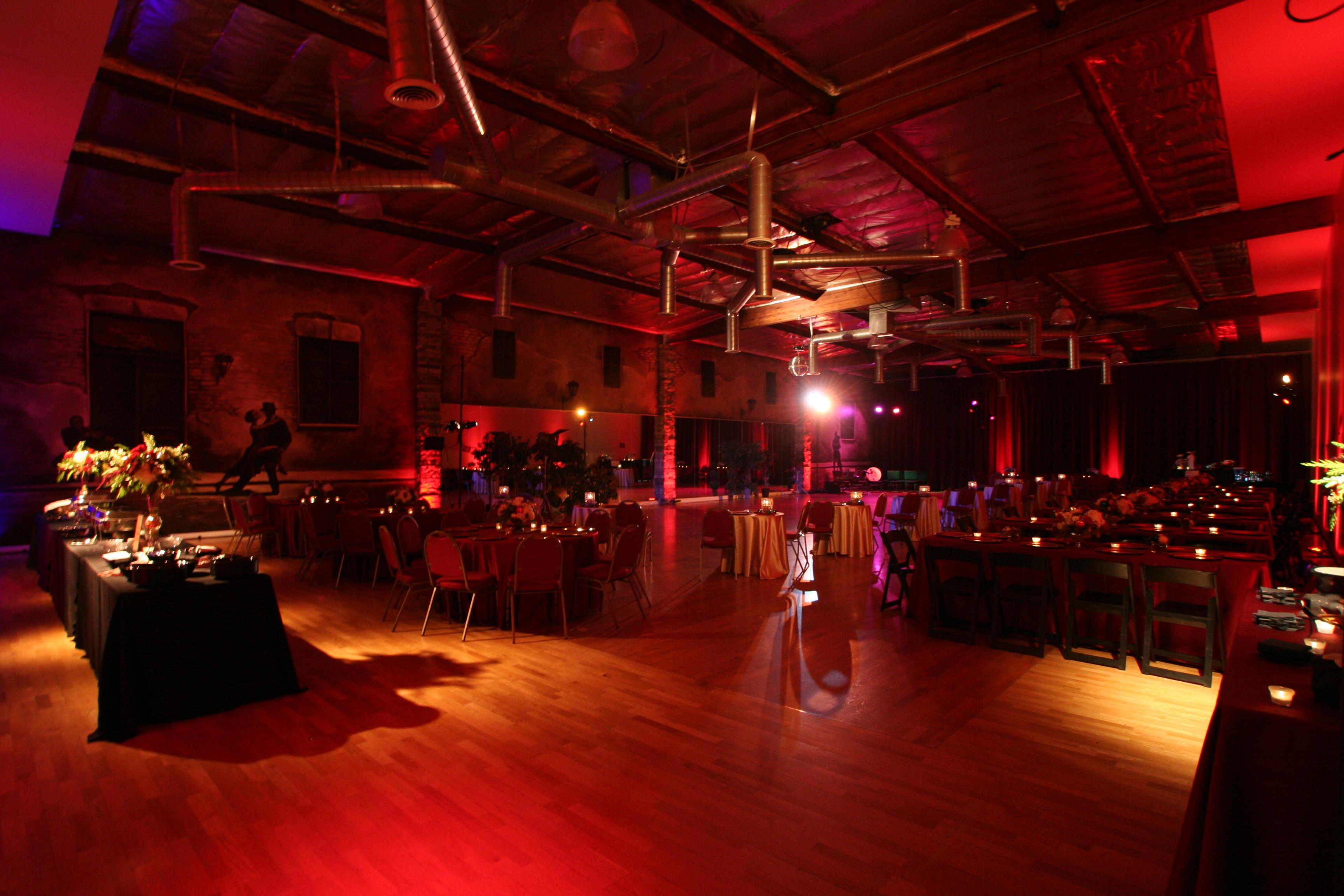 Spacious Ballroom Dance Hall Venue in the Heart of San Fernando