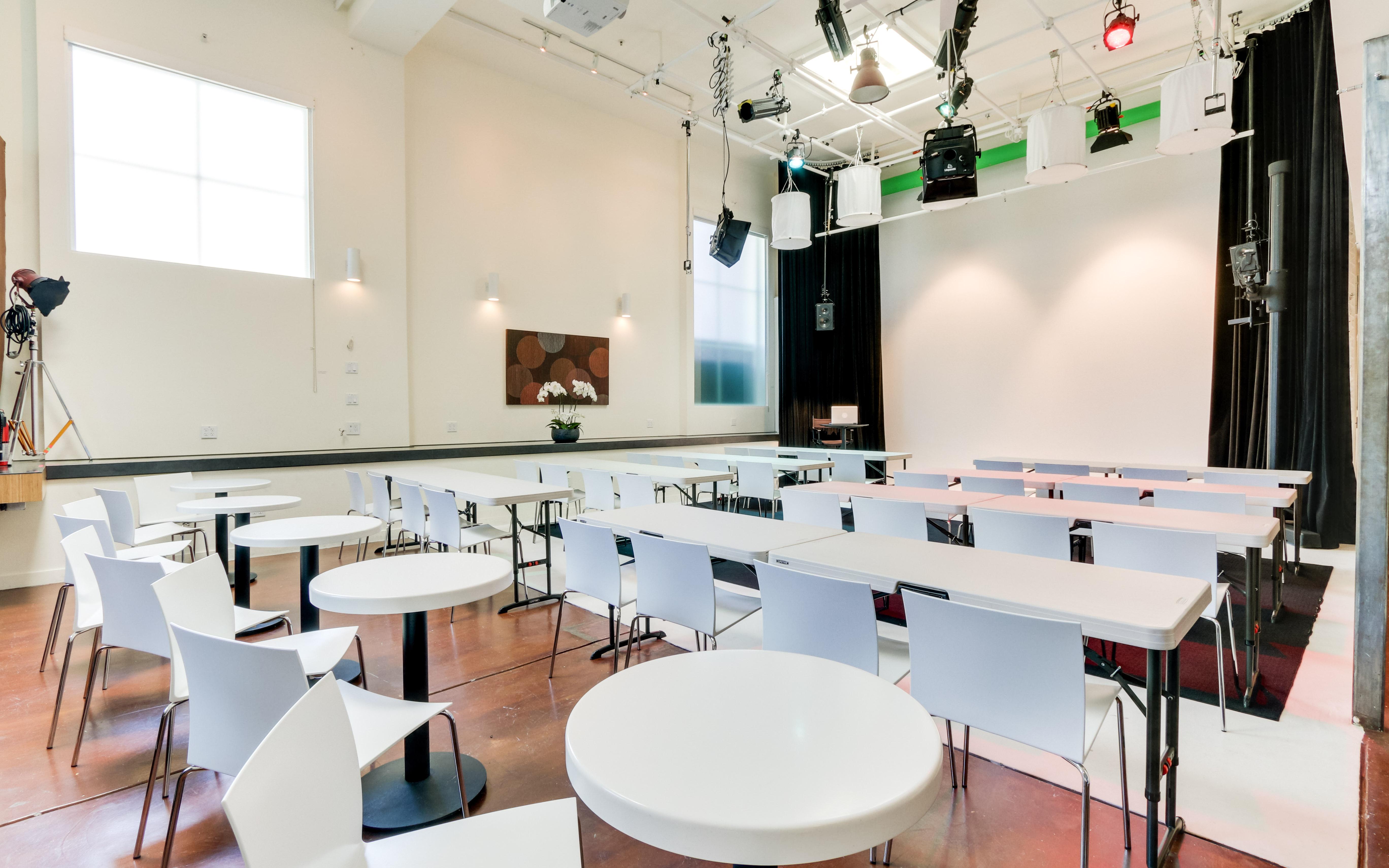 Pindrop Quiet Video Sound Stage & Studio Kitchen, San Francisco, CA ...