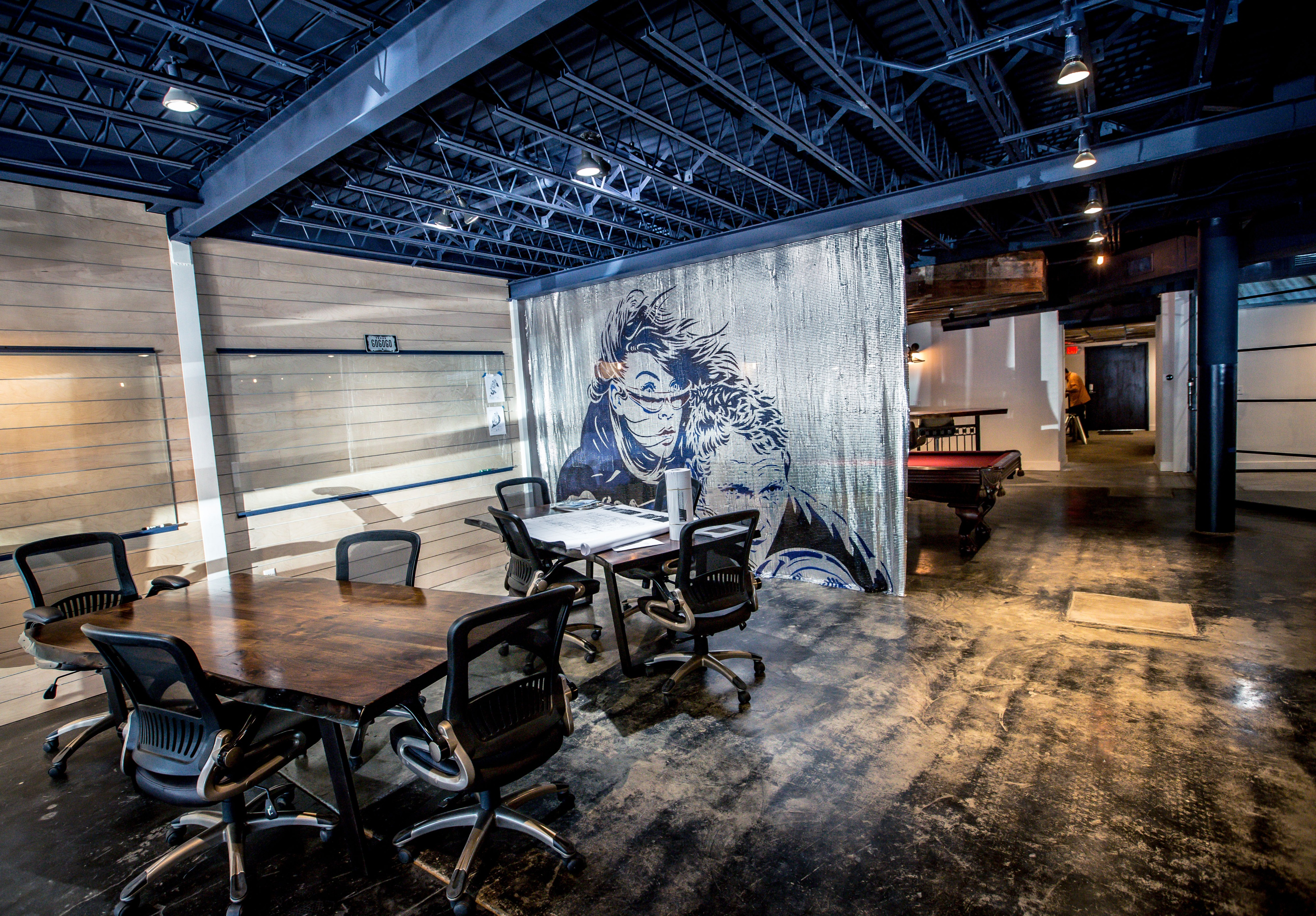 Beautiful Industrial Office Event Space On East Cesar Chavez Austin Tx Off Site Peerspace