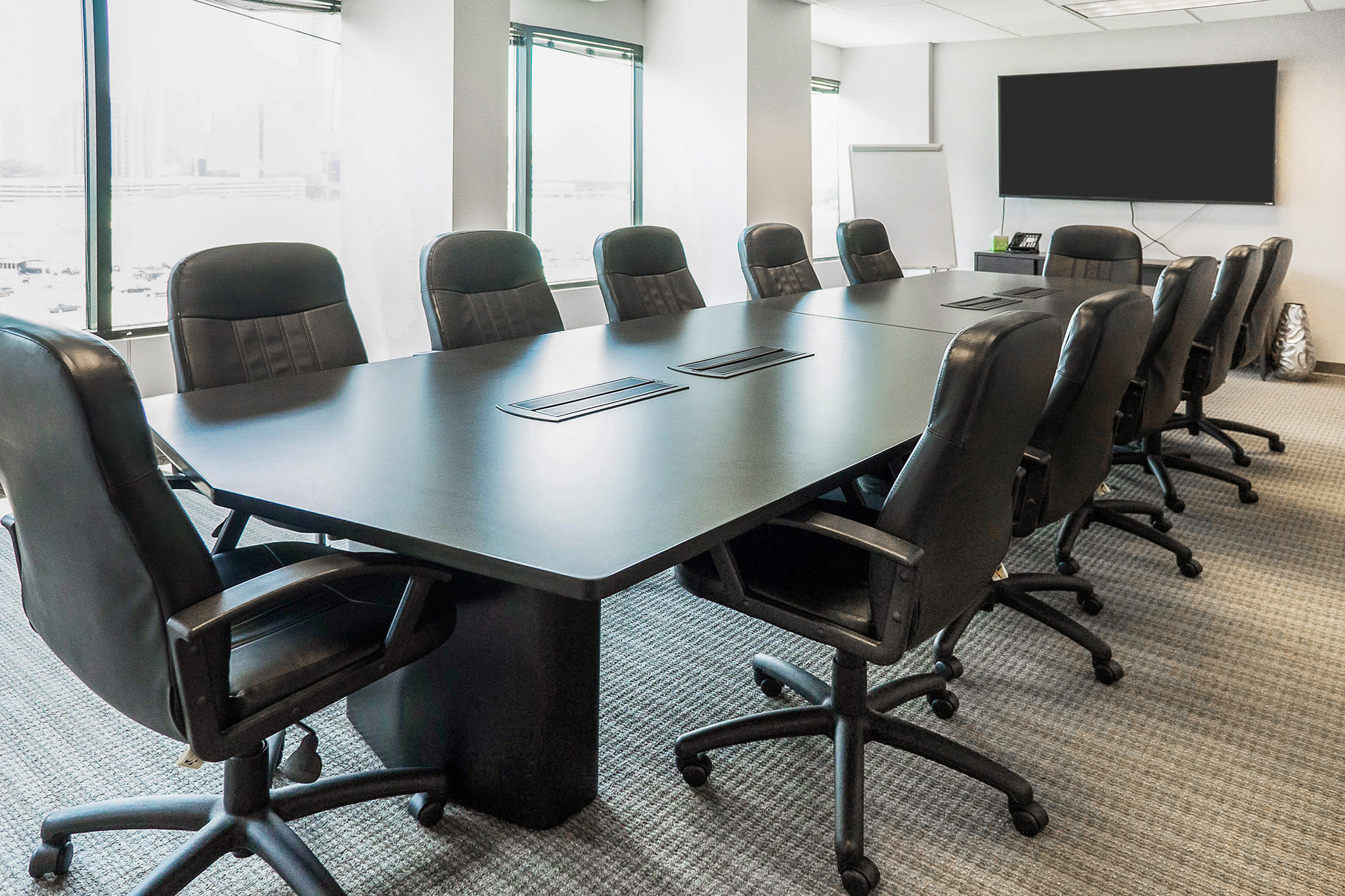 Buckhead 48 Person Board Room and Meeting Room