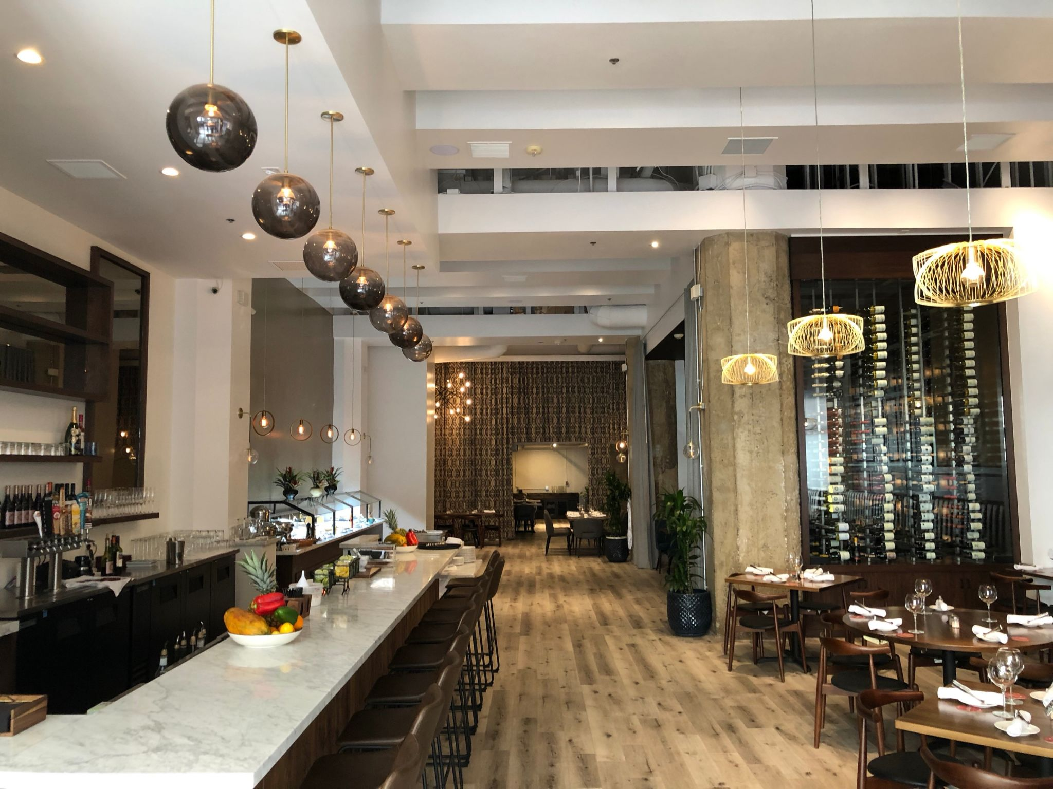 BEAUTIFUL MODERN RESTAURANT / LOUNGE NEXT TO BOTTEGA LOUIE IN DOWNTOWN in  Los Angeles