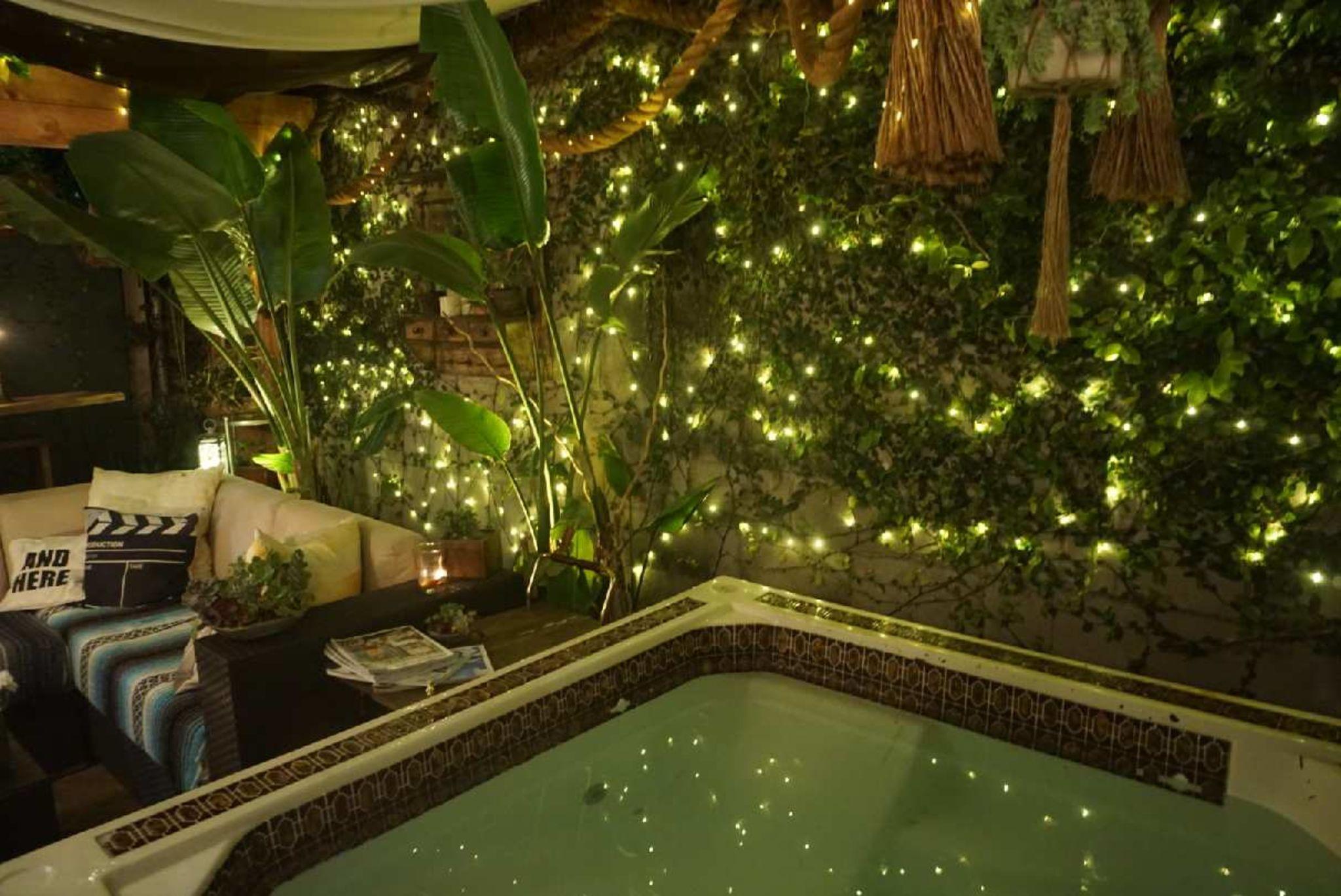 The Hobbit Hole - A Tropical Garden Oasis, Santa Monica, CA ...
