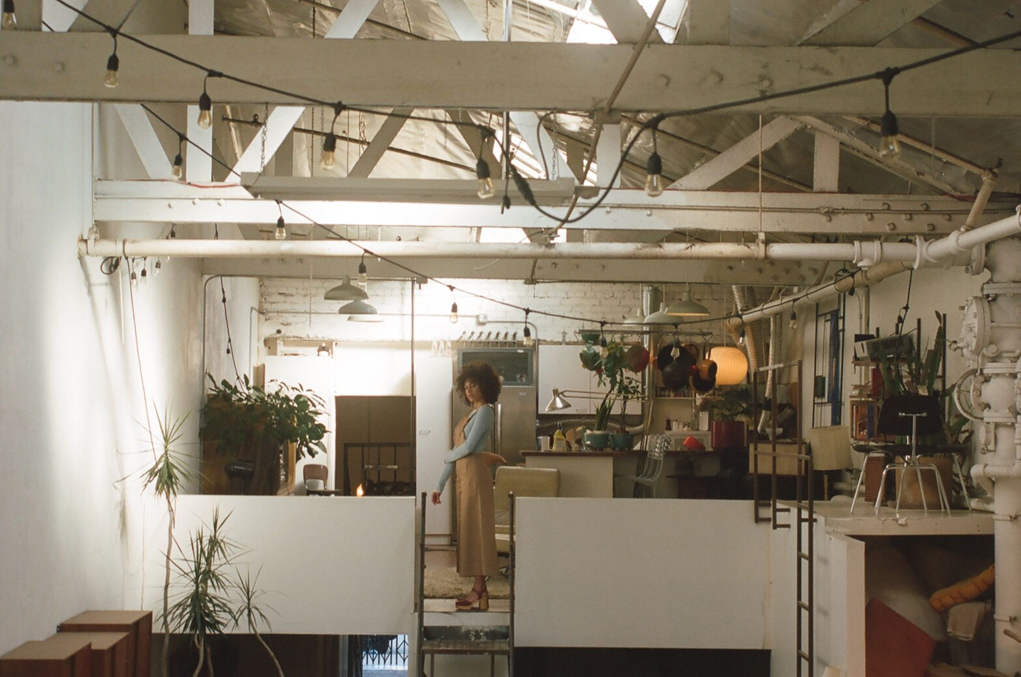 2 adjacent warehouse spaces with over 5000 pieces of mid century modern furniture los angeles ca production peerspace