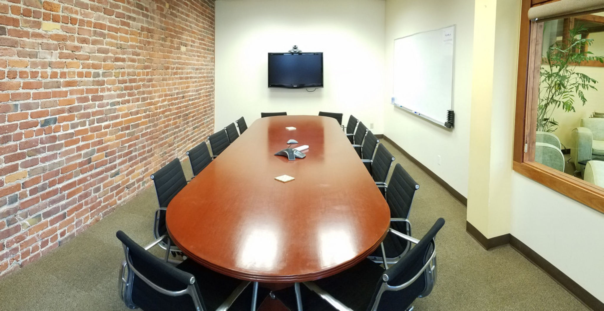 Private 48 Person Conference Room on Mission Street in San Francisco