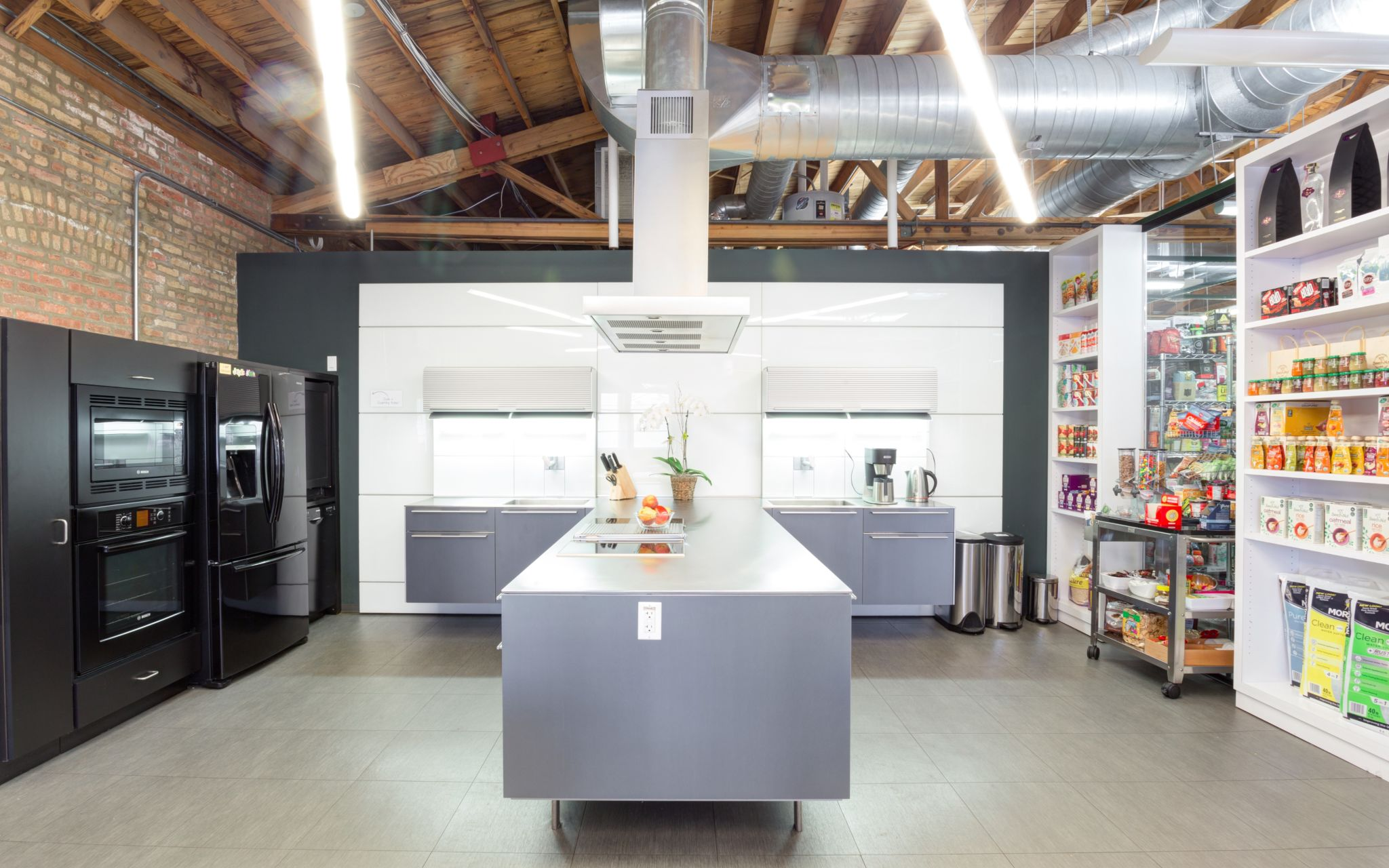 West Loop Commercial Kitchen & Meeting Space, Chicago, IL | Event ...