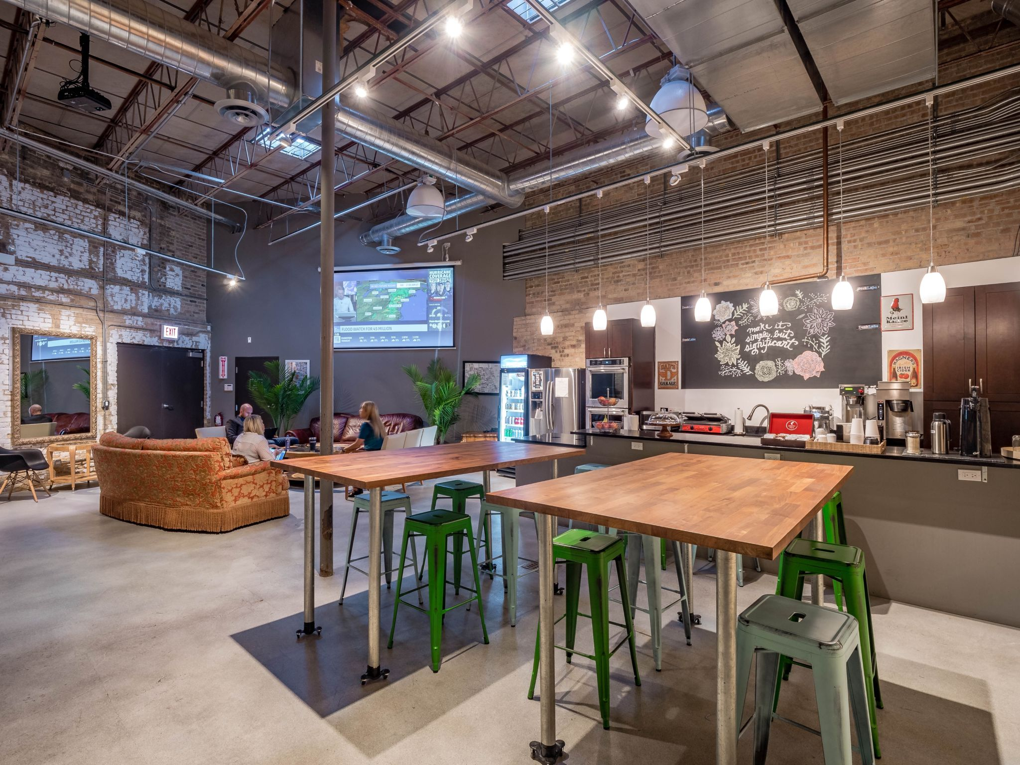 The Garage Chicago Il Production Peerspace