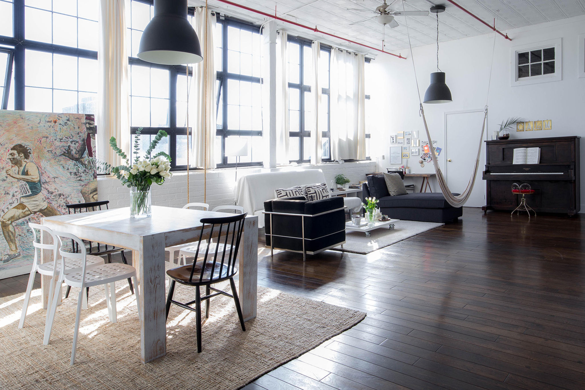 Bushwick Loft with Natural Light and a Roof Top, New York, NY | Off ...
