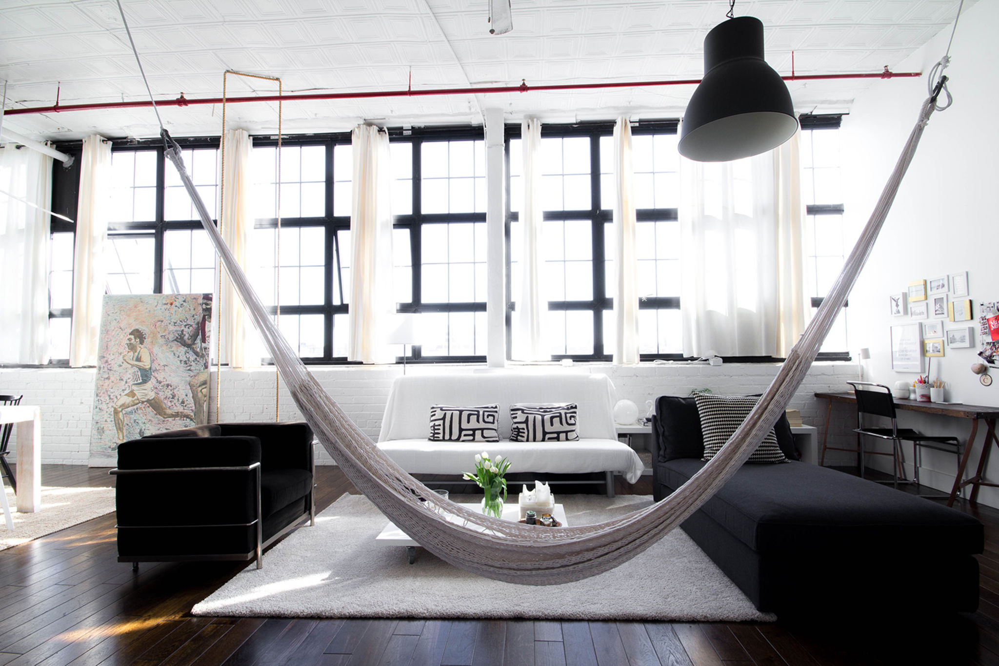 Bushwick Loft with Natural Light and a Roof Top, New York, NY ...