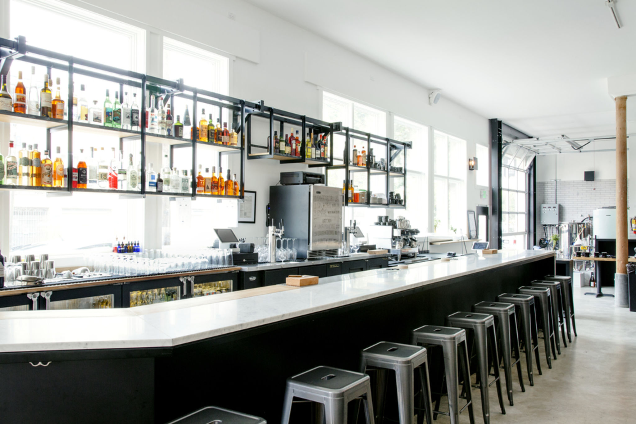 Modern Brewery in Heart of Lower Haight, San Francisco, CA | Event ...