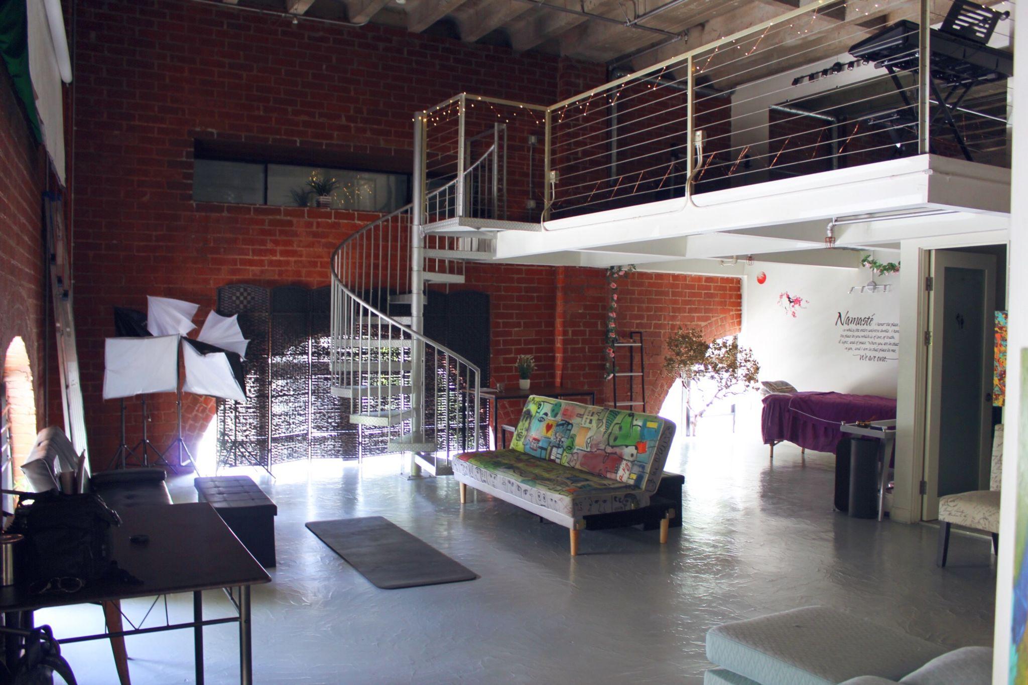Industrial Artist Loft Los Angeles Ca Event Peerspace