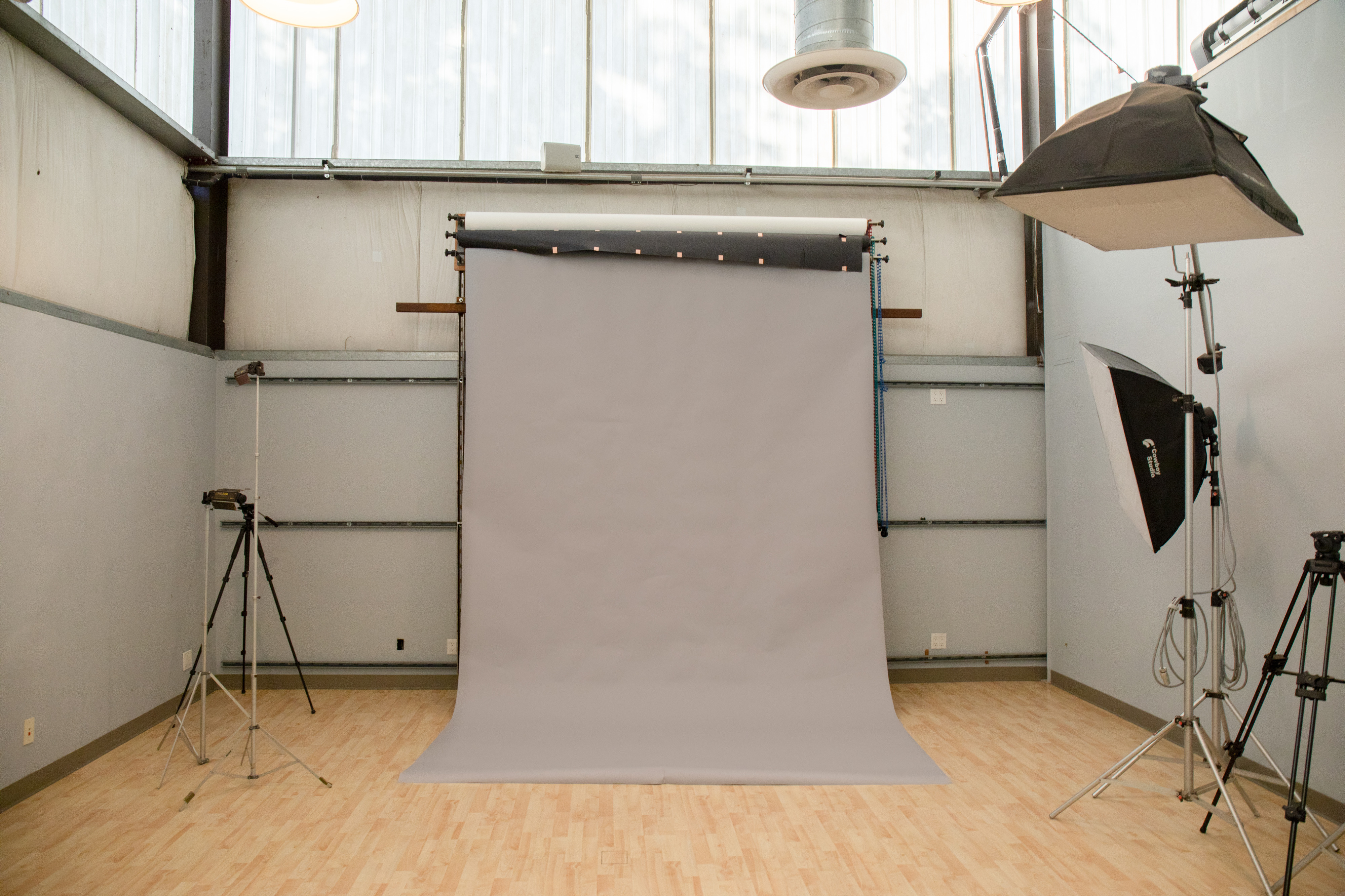 Private Photography Studio On A Small Airport