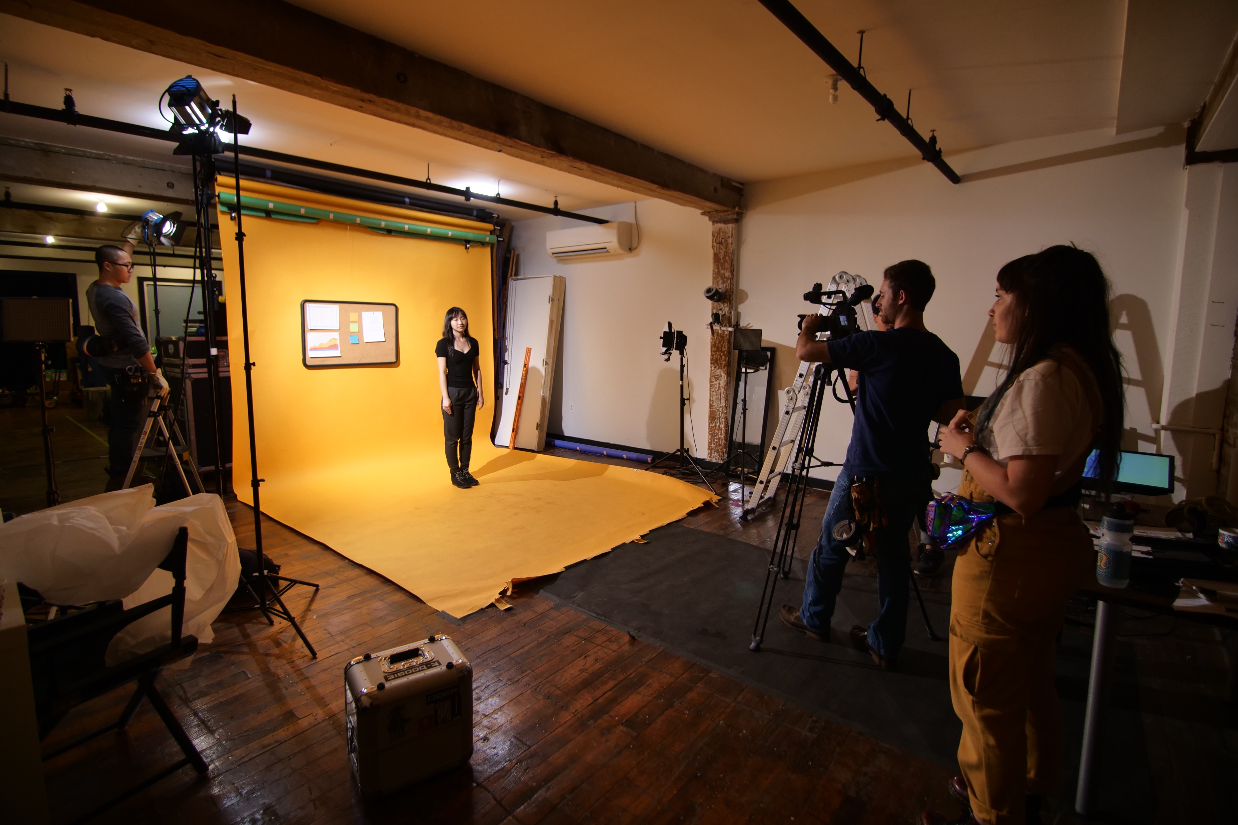 Rustic 375 Sqft Greenpoint Creative Photo Video Studio Brooklyn Ny Production Peerspace