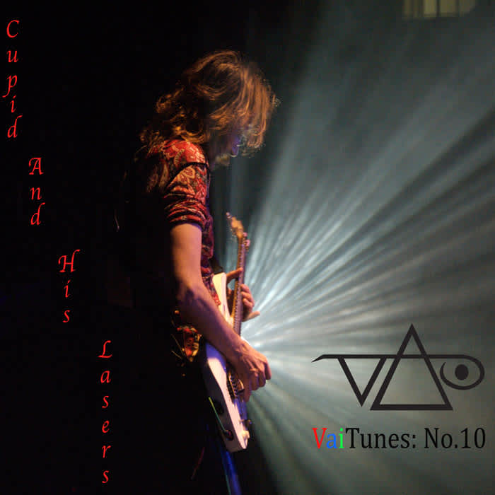Steve Vai | Cupid and His Lasers