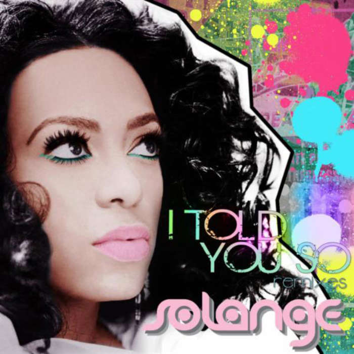 Solange | I Told You So (DJ Escape & Tony Coluccio Main Mix)
