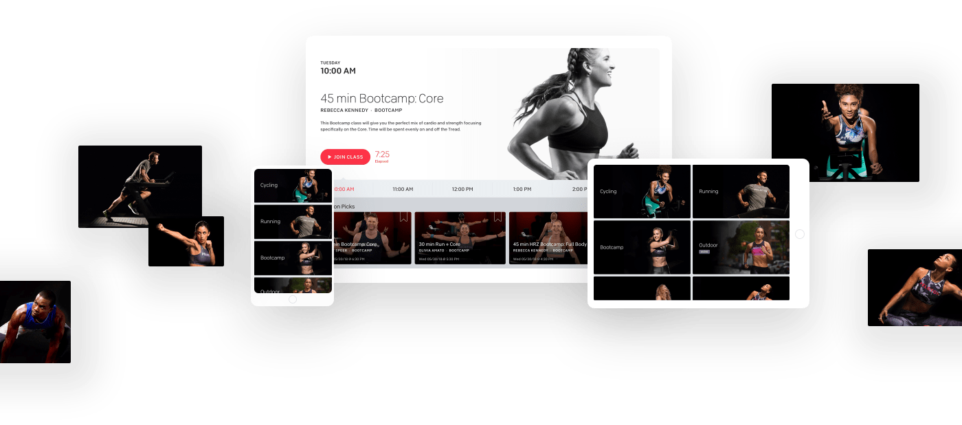 Peloton® | Digital App | Thousands of fitness classes on any