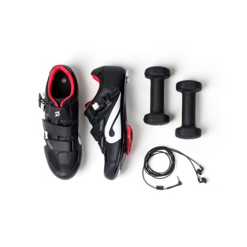 10dc3d1493c The Essentials.  159 (Save  20). Includes Peloton shoes (with cleats) ...