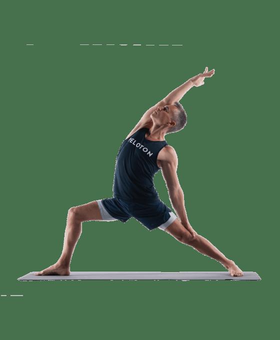 Peloton Ross Rayburn Yoga Instructor