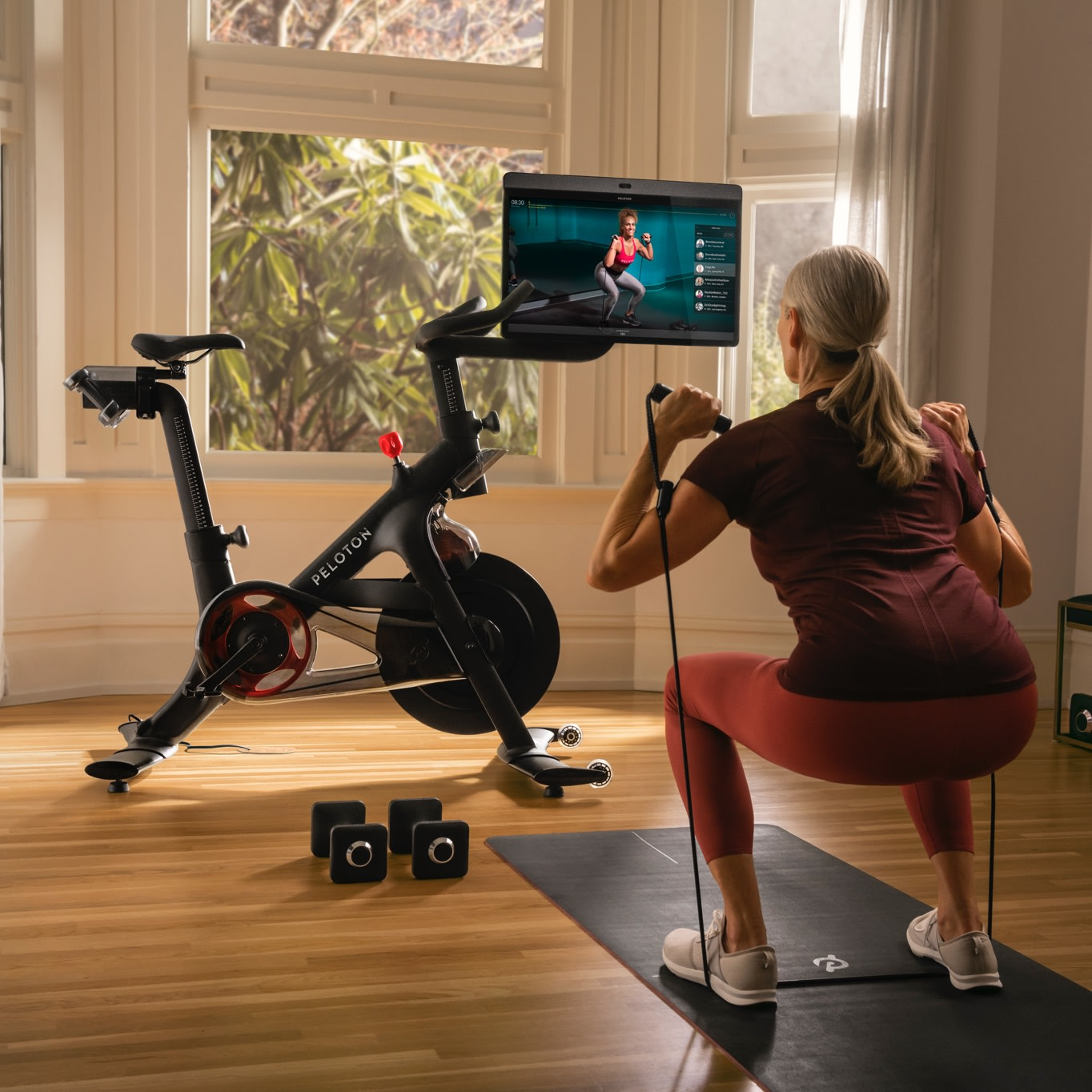 Peloton Bike Financing